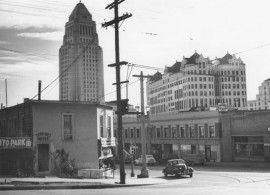 Ansel Adams Focused His Lens On L.A.?